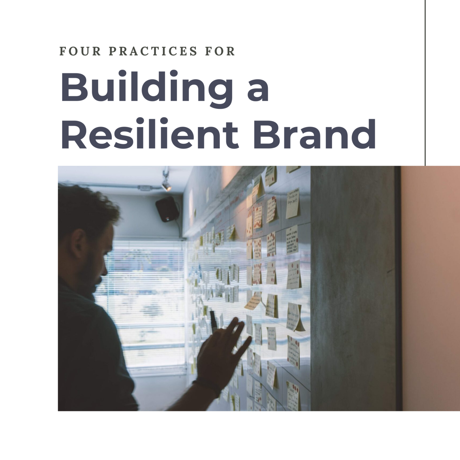 Four Practices for Building a Resilient Brand
